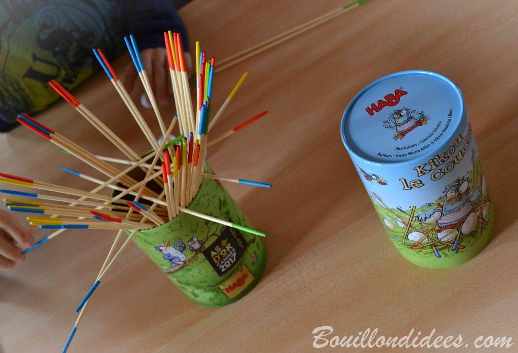 Kikou le coucou : un jeu d'habileté familial (HABA) - parfait pour Pâques (Test & Avis)