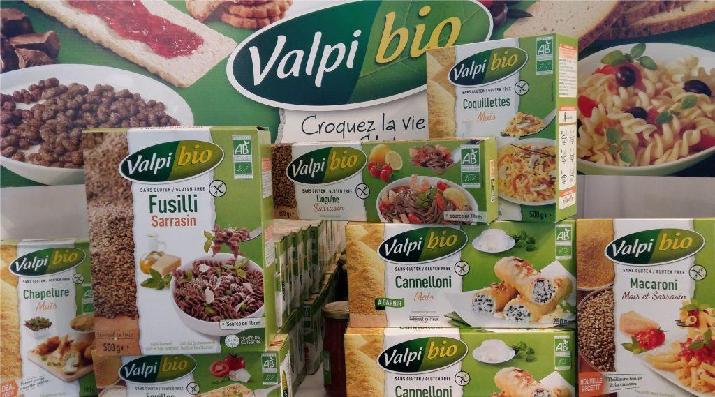 Mon TOP 10 de produits sans gluten & cie, du SAAPS 2017 (Salon des Allergies Alimentaires et des produits Sans) Mon TOP 10 de produits sans gluten & cie, du SAAPS 2017 (Salon des Allergies Alimentaires et des produits Sans) Lespâtes sans gluten Valpiobio Valpiform