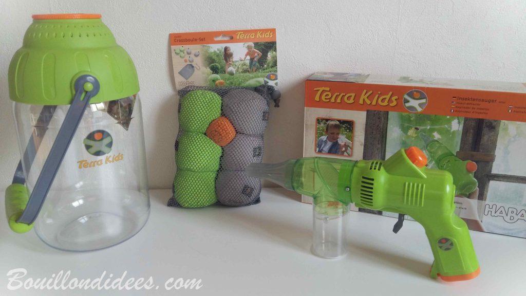 S'amuser en plein air avec les jeux Terra Kids HABA (Test & Avis)