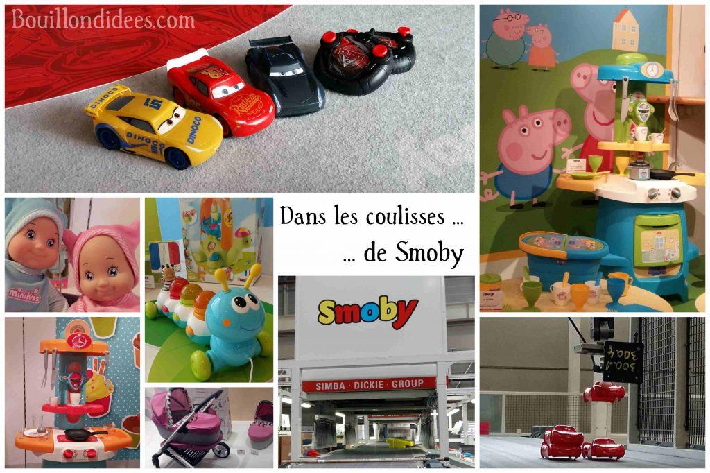 Dans les coulisses du fabricant de jouets Smoby