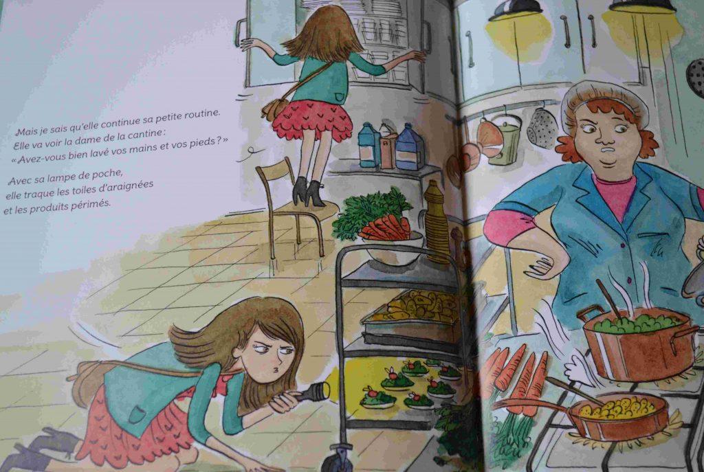 Nos idées lecture : la rentrée scolaire : Maman a peur de l'école (Gautier Languereau) (Chut les enfants lisent)
