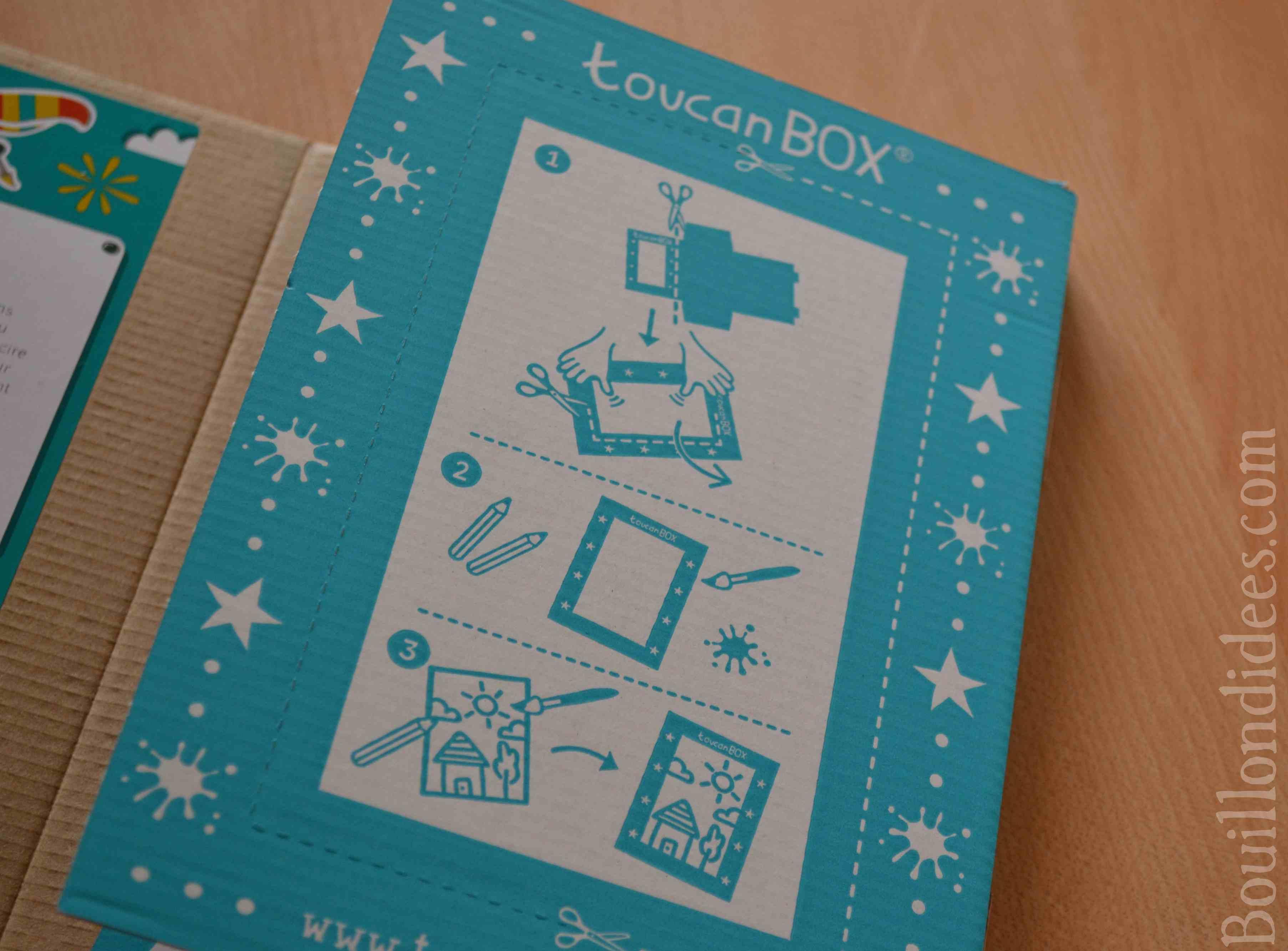 Toucanbox La Box Créative Que Vos Enfants Vont Adorer Et Vous Aussi
