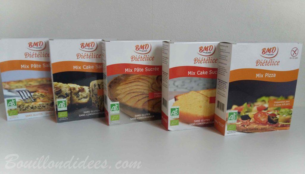 MIX Farines s BMD sans Gluten Pizza moelleuse sans GLO (sans gluten, sans lait, sans œuf) blog Bouillon d'idées
