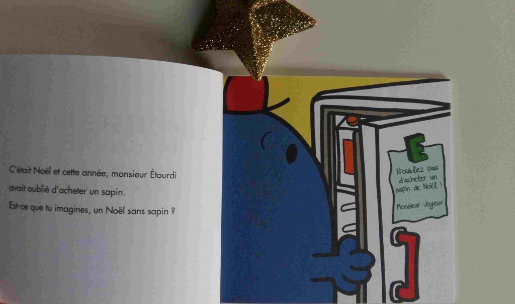 Nos idées lecture : nos meilleures histoires pour patienter jusqu'à Noël - Les Monsieur Madame et le sapin de Noël (Editions Hachette)