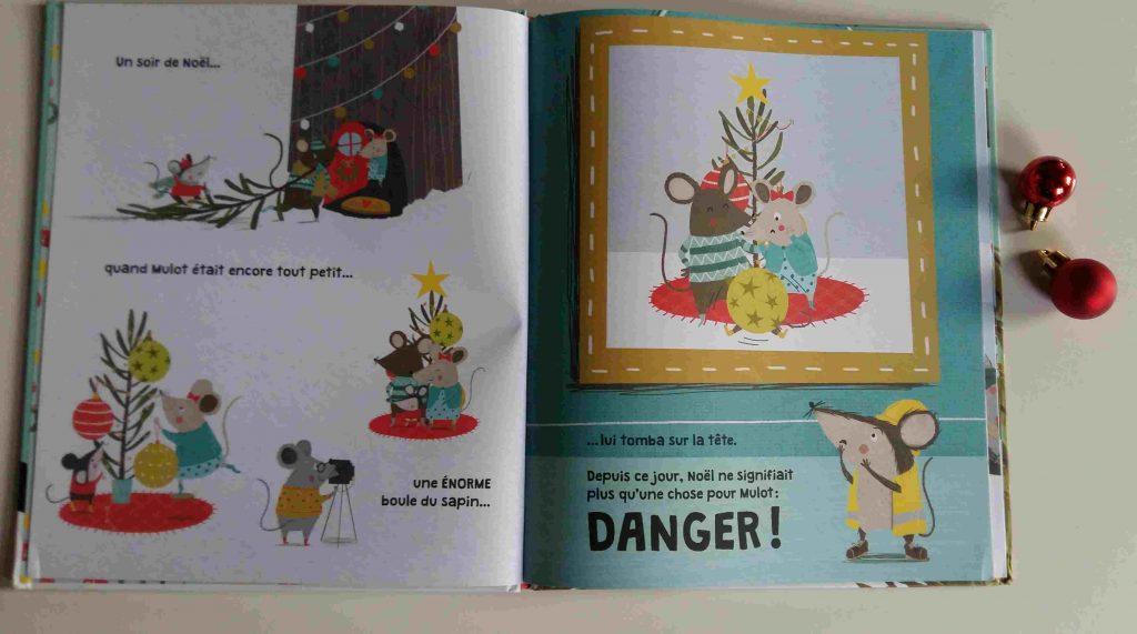 Nos idées lecture : nos meilleures histoires pour patienter jusqu'à Noël : Pas de Noël cette année ? (Editions Casterman)