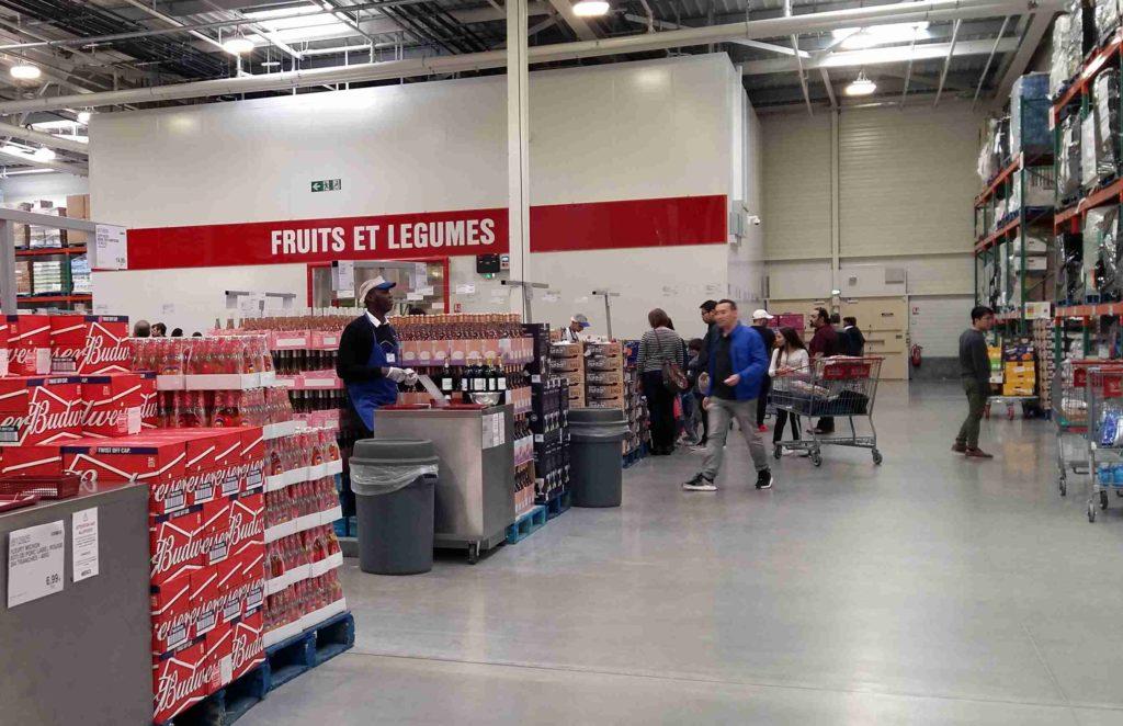 Costco, le magasin entrepôt XXL Villebon sur Yvette - Bouillon d'idées