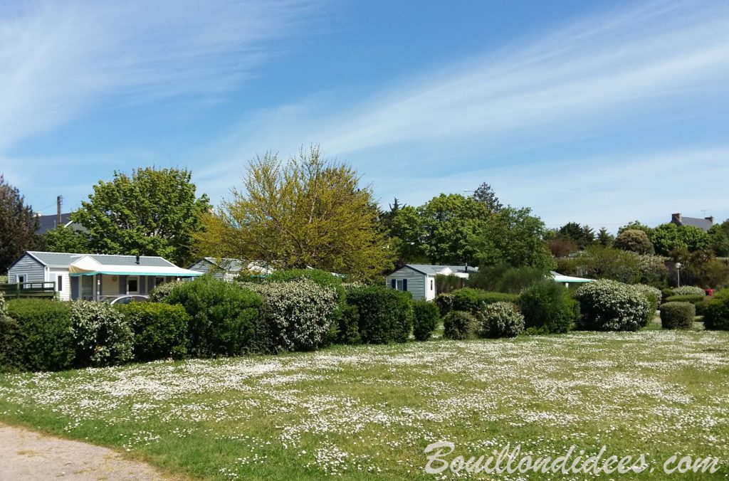 Un séjour en Bretagne sous le soleil (et sans gluten !) - Camping Monts Colleux Campéole - blog Bouillondidees