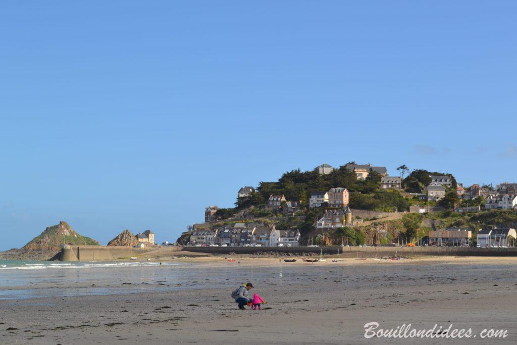 Un séjour en Bretagne sous le soleil (et sans gluten !) - camping Campéole Pleneuf val André- blog Bouillondidees