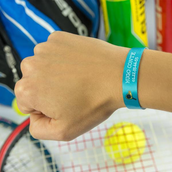 De s bracelets d'identification SOS pour enfants pour un été (et une rentrée) en toute tranquillité - Blog Bouillondidees
