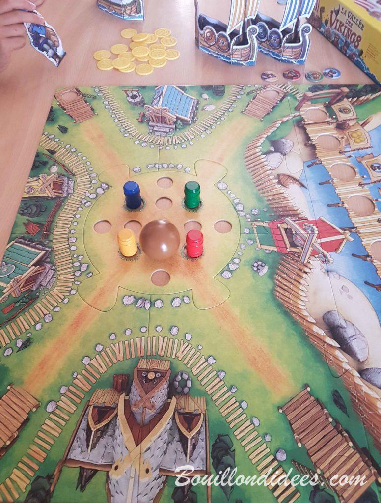 Jouez au bowling avec les vikings, avec le nouveau jeu Haba - Bouillondidees