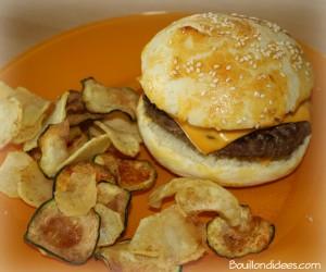 Hamburger  maison Bouillondidees