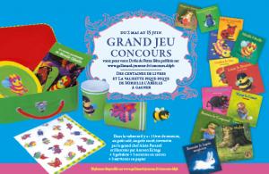 20 ans Drôles de petites bêtes CONCOURS Bouillondidees