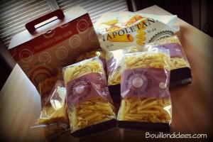 Test pâtes sans gluten Garofalo venteprivee Bouillondidees
