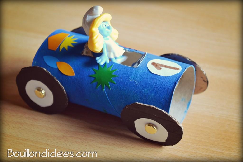 12 activités à faire cet été avec les enfants : Créer des voitures de courses rigolotes