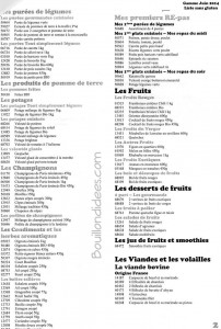 Liste 2 picard produits sans gluten JUIN14 Bouillondidees