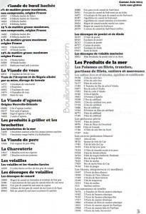 Liste 3 picard produits sans gluten JUIN14 Bouillondidees