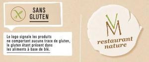 Resto Vert midi menus sans gluten Bouillondidees