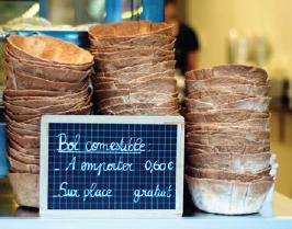 Resto bol comestible 2 Vert Midi Bouillondidees