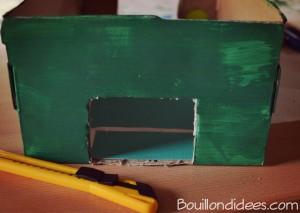 DIY coupe du monde mini baby-foot en carton Buts Bouillondidees