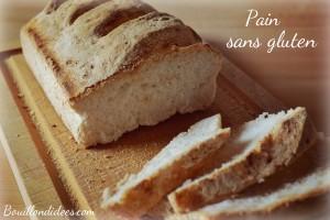Pain sans gluten croustillant et moelleux 1 Bouillondidees