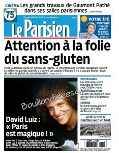 Parisien Sans gluten Une Bouillondidees