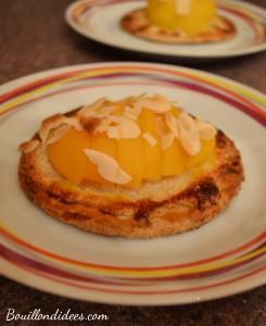 Tartelettes aux fruits sans GLO (sans gluten, sans lait, sans PLV, sans oeuf) 2 Bouillondidees