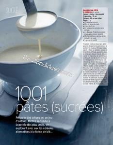 HS Elle à table sans gluten recette crepes  Bouillondidees