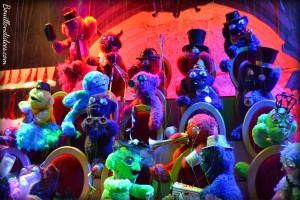 Avant Noël, idée de sortie enfants, vitrines grands magasins Galeries lafayette 1 2014 Bouillondidees