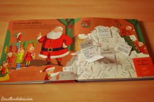 Avant Noël, lecture, livre la fabuleuse aventure du père Noël Nathan 2 Bouillondidees