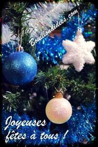 Joyeuses fêtes Noël 2014 Bouillondidees