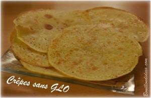 Crepes Chandeleur sans GLO (gluten, lait, lactose, oeuf) Bouillondidees
