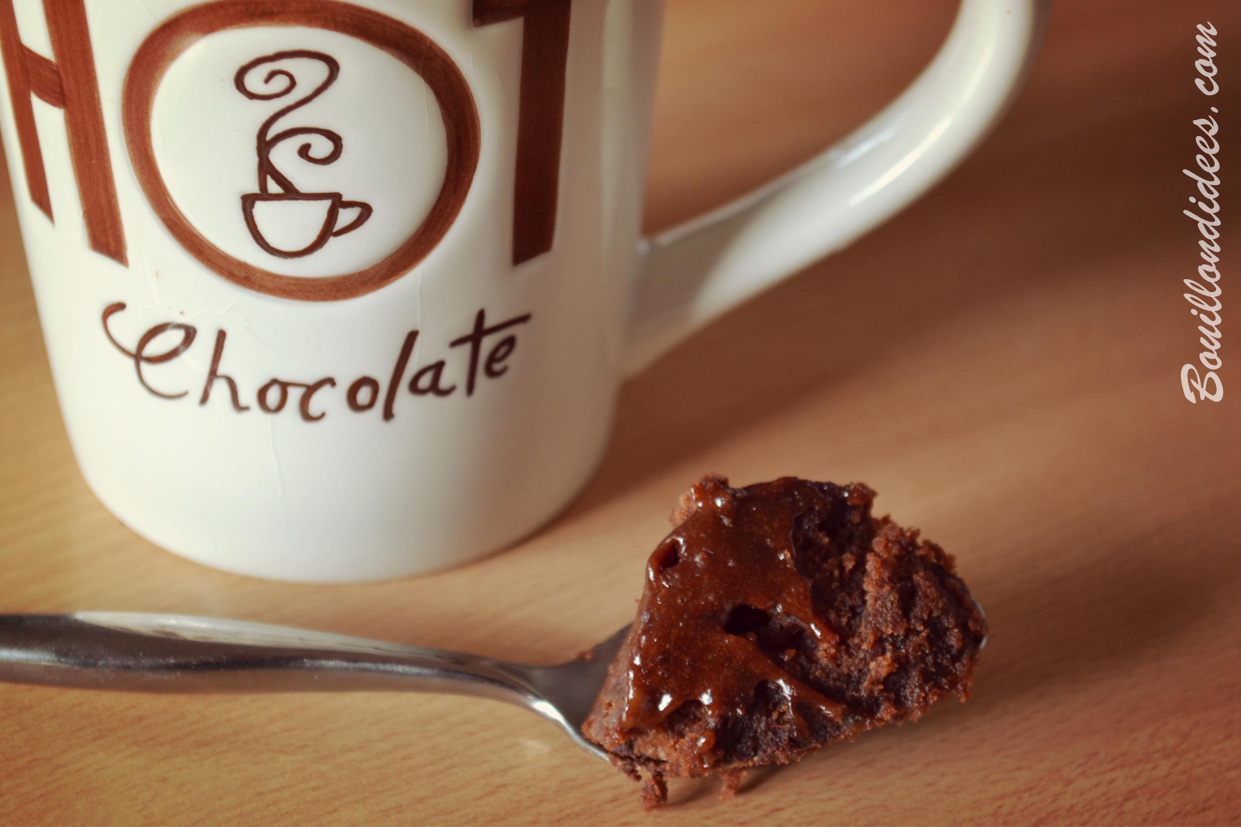 Mug Cake Sans Chocolat Et Sans Oeuf