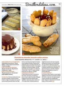 revue presse magazine Regal mars-avril 2015 sans gluten recettes 4  Bouillondidees