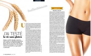 Marie Claire juillet 2015 sans gluten (1-2) revue de presse Bouillondidees