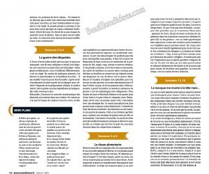 Marie Claire juillet 2015 sans gluten (3-4) revue de presse Bouillondidees