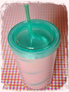 Milkshake Smoothie Pomme Fraises (sans GLO ans gluten, lait, oeuf) à emporter Bouillondidees