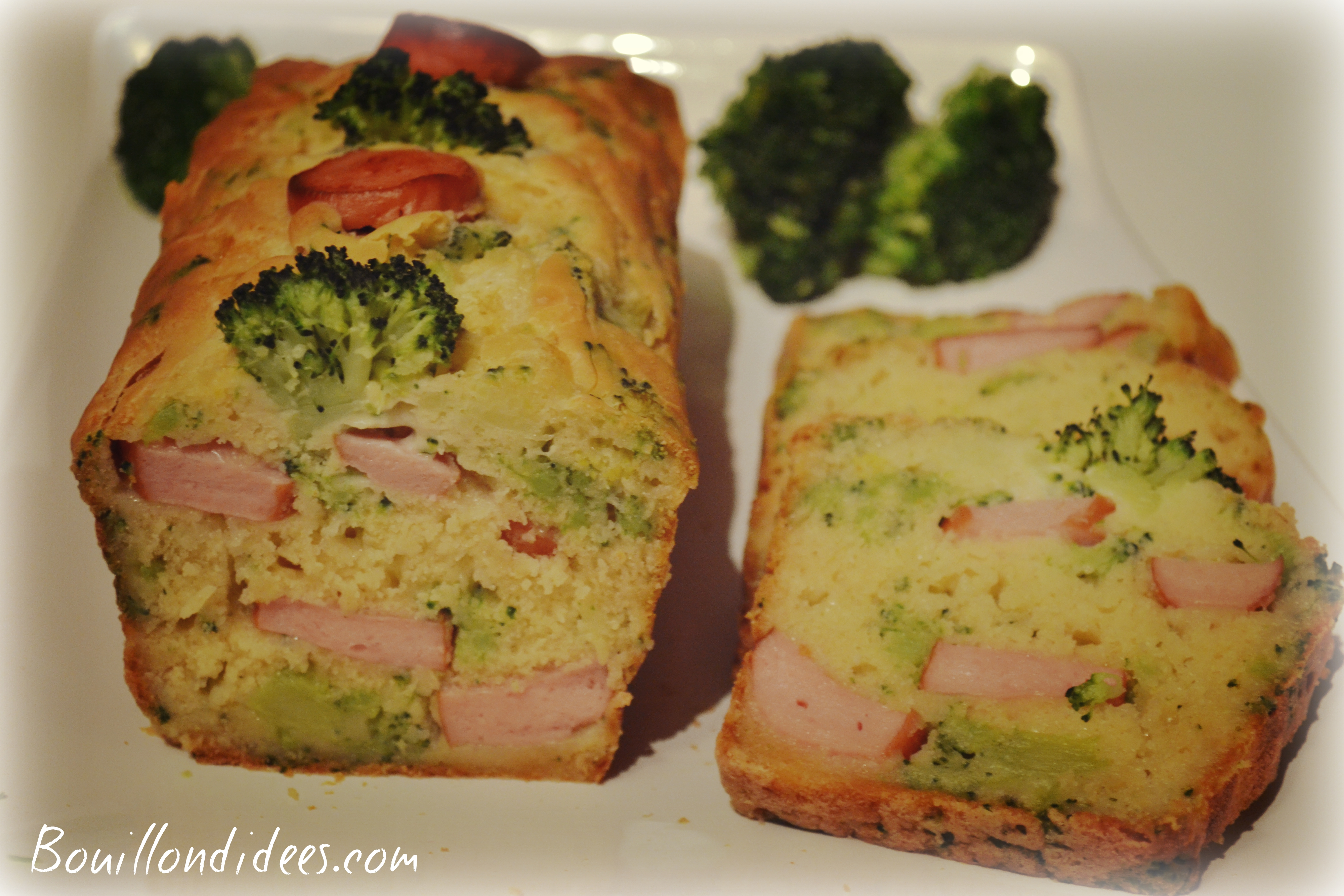 Cake sal sans glo base de tofu soyeux - Recettes cuisine sans gluten ...