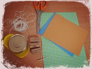 DIY bricolage enfant spécial été vacances extérieur petits bateaux (matériel) Bouillondidees