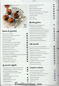 revue de presse HS Gourmand Sans gluten Index recettes 2
