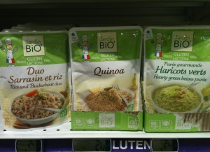 Jardin bio produits et plats cuisinés bio sans gluten et sans lactose