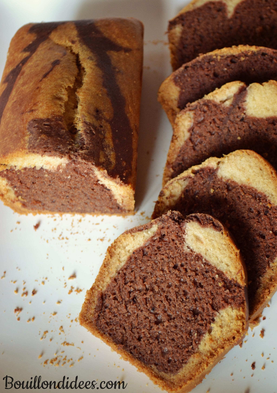Gateau Marbr Ef Bf Bd Sans Moule  Ef Bf Bd Cake