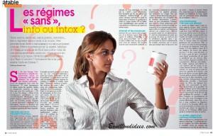Cote santé Régimes sans1-2