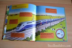 Les trains (collection Questions & Réponses, éditions Nathan)