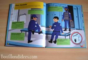 Les Policiers (collection Questions & Réponses, éditions Nathan)