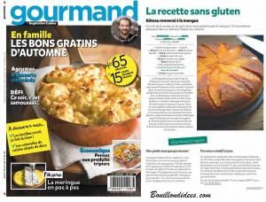 Gourmand 330 sans gluten