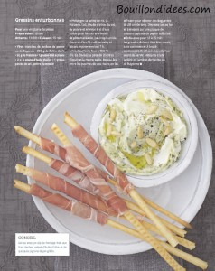 magazine Hors Serie Régal sans gluten - recette Gressins sans gluten