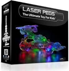 Des Laser Pegs (TOP 10 Noel 2015)