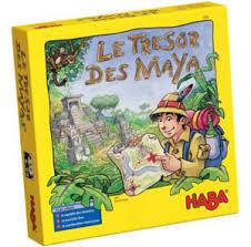 Le trésor des Mayas (Haba) (TOP 10 jouets Noël 2015)
