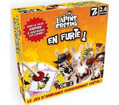 Les Lapins crétins en Furie (Obyz) Top 10 jouets Noël 2015
