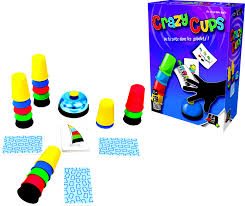 Crazy Cups (Gigamic) (TOP 10 jouets Noël 2015)